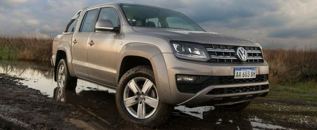 VW Amarok Exportadas