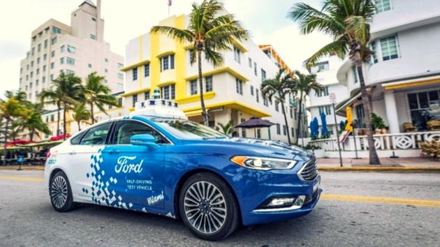 Ford Autonomo Miami