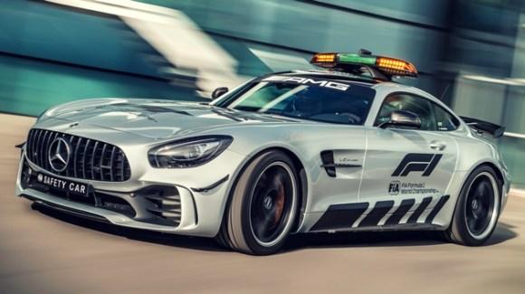 Mercedes-Benz Safety Car