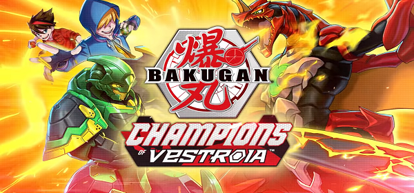 BAKUGAN: CHAMPIONS OF VESTROIA ES ANUNCIADO COMO EXCLUSIVO DE NINTENDO SWITCH