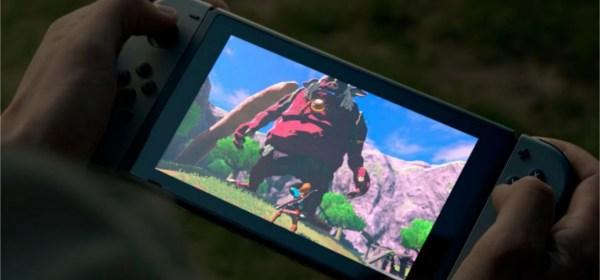 Pantalla de opciones de The Legend of Zelda: Breath of the Wild.