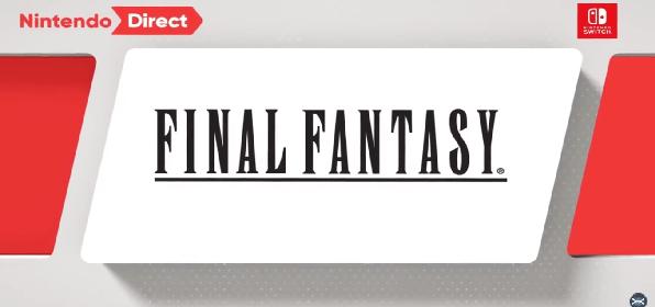 Final Fantasy llega en manada a la híbrida de Nintendo