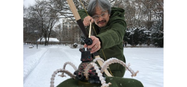 Promo de Eiji Aonuma de Breath of the Wild.