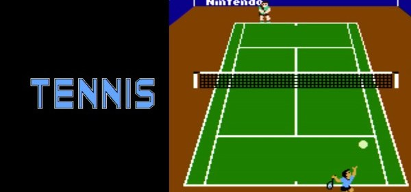 Tennis Nintendo NES