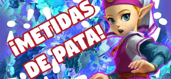 Metidas de pata de personajes de Nintendo