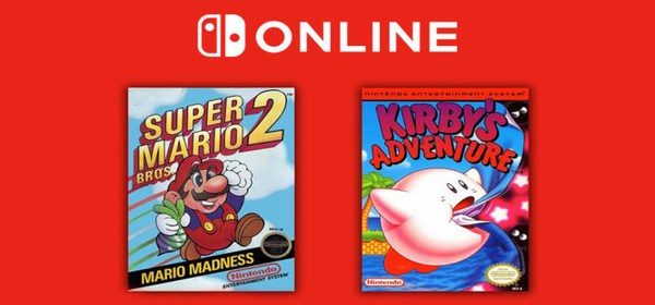 Nintendo Switch Online febrero