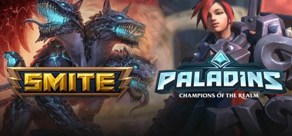 Paladins Smite Cross-play Switch