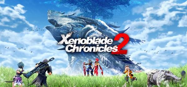Xenoblade Chronicles 2 para Nintendo Switch.