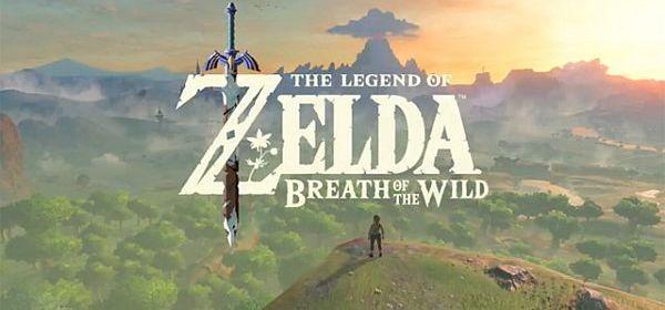 Zelda Breath of the Wild 3GB en Wii U actualización titulo