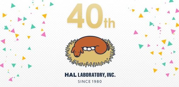 Hal Laboratory 40 años