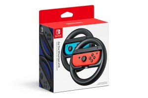 joy-con wheel volante nintendo Switch Mundo N