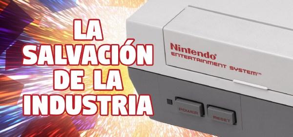 El lanzamiento del NES