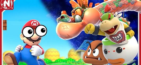 El MEJOR Jefe de CADA JUEGO de Super Mario