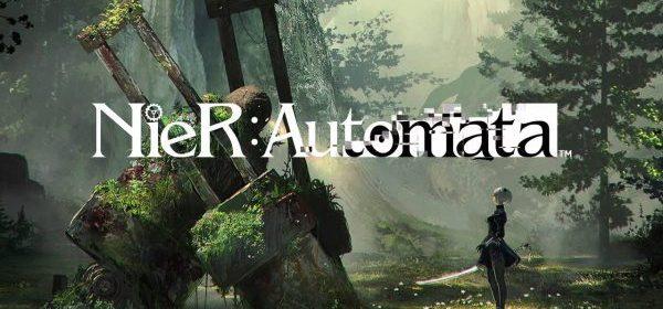 Nier Automata Switch Square Enix logo