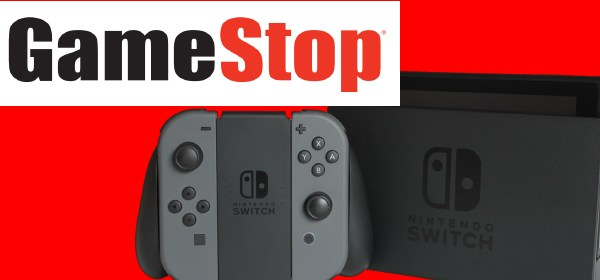 Nintendo Switch GameStop Mundo N