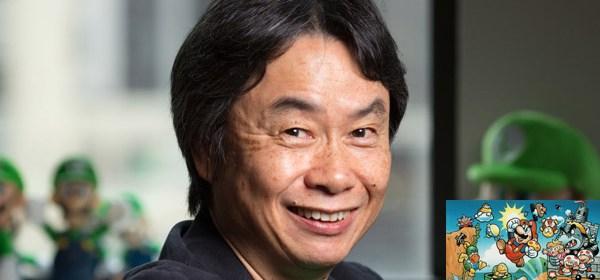 Cumpleaños de Shigeru Miyamoto, creador de Super Mario, Zelda, etc.
