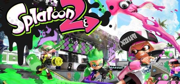 Splatoon 2 Nintendo Switch Mundo N