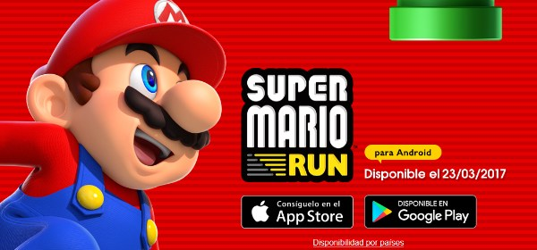 Super Mario Run Nintendo Mundo N