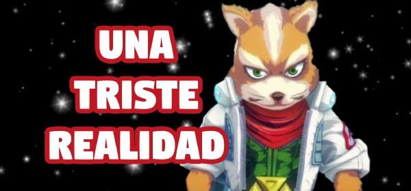 Star Fox, Triste realidad