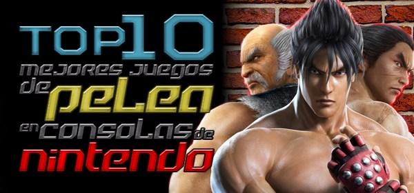 top 10 juegos de pelea en Nintendo Mundo N