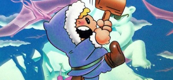 Ice Climbers Nintendo NES Mundo N