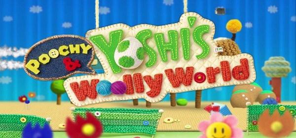 Gameplay Poochy & Yoshi's Woolly World