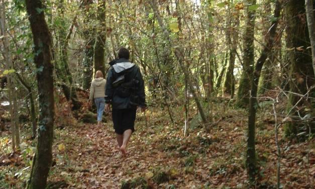 Caminar, filosofía de libertad