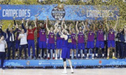 El Barça Lassa, Campeón de la Copa del Rey de Baloncesto