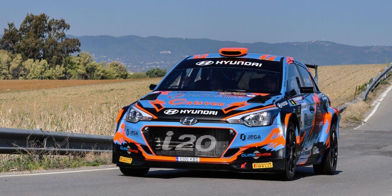 Pepe López conquista la 37ª edición del Rally Sierra Morena