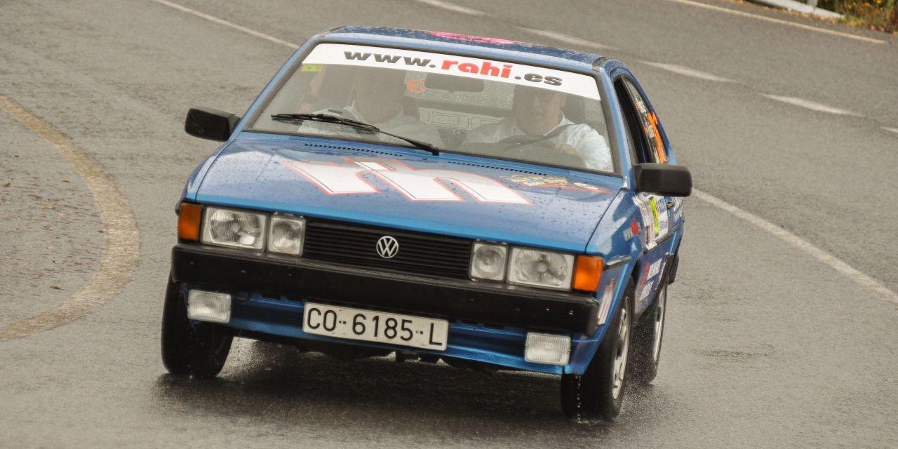 Mundo Nogomet en el Rally Sierra Morena
