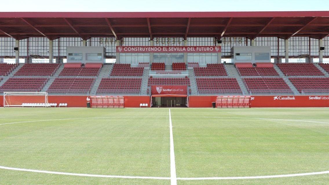 Todo dispuesto para la Copa del Mundo de fútbol-7 IFCPF en la ciudad deportiva del Sevilla FC