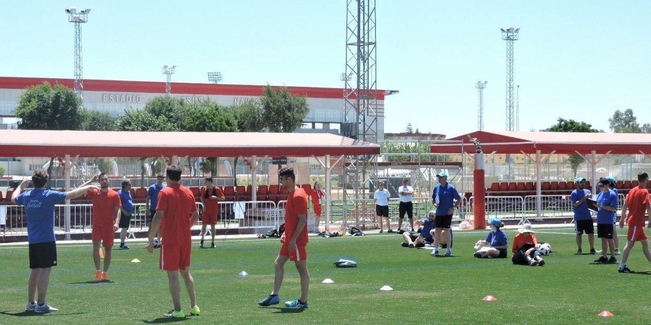 Mañana sábado arranca el Mundial de fútbol 7 IFCPF en Sevilla con la ceremonia inaugural y España frente a Argentina