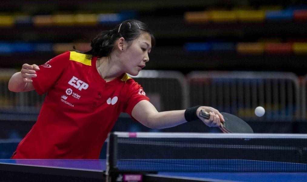 Nueve españoles participan en el Seamaster ITTF World Tour Swedish Open 2019