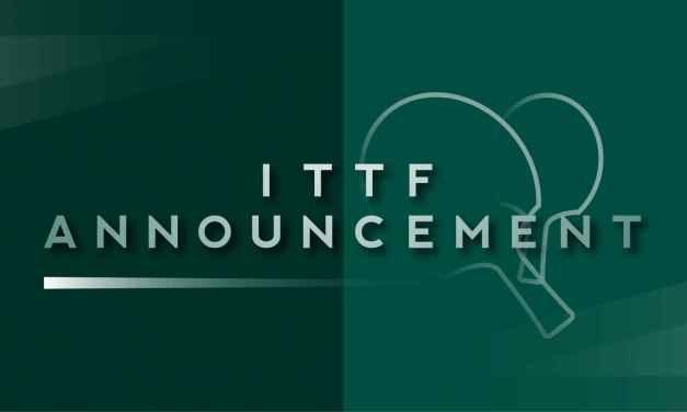 La ITTF aplaza, de nuevo, el Campeonato del Mundo por Equipos