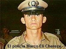 policia Marco Eli Chereze - El caso del encuentro con unos alienígenas en Varginha