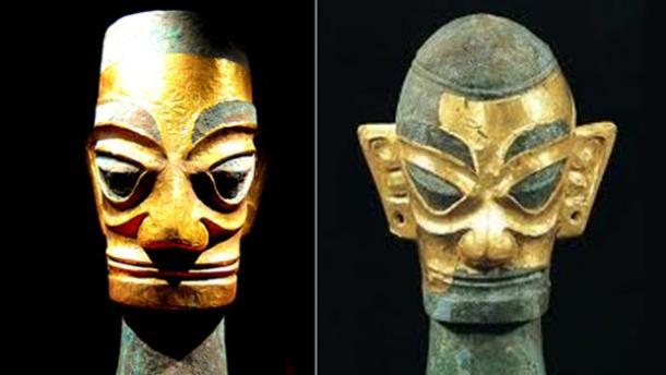 ancient Sanxingdui artifacts - Únicos 3.000 años de antigüedad artefactos Sanxingdui para ser revelado en toda su gloria