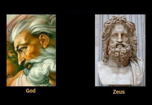 5 Historias bíblicas ROBADAS de la Mitología Griega. ¿Y sigues creyendo que es ORIGINAL