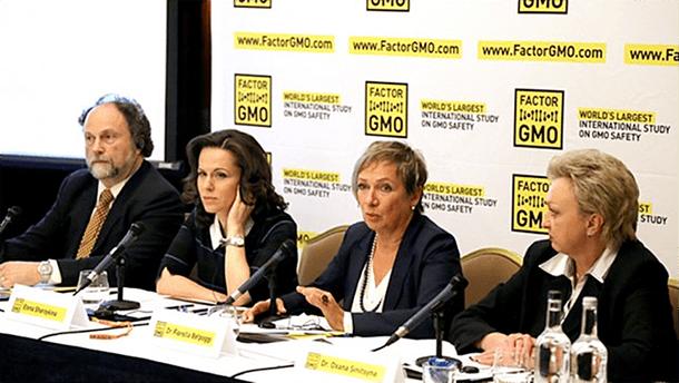 Una ONG rusa pone en marcha el estudio internacional más completo realizado hasta ahora sobre la seguridad de los alimentos transgénicos