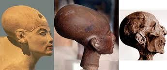 Fueron híbridos los Faraones egipcios