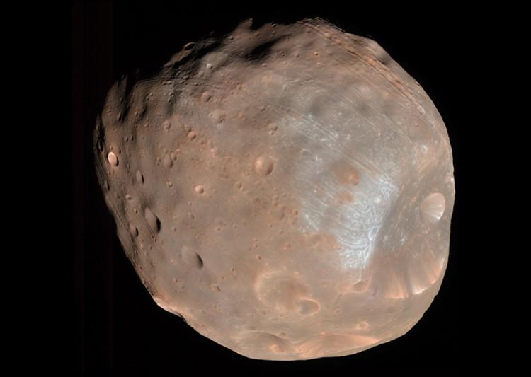 estructura alienigena el misterio del monolito hallado en uno de los satelites de marte 2 - ¿Estructura alienígena? El misterio del monolito hallado en uno de los satélites de Marte