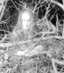 fantasma principios de sigloXX - Apariciones y fantasmas captados con cámara ¿realidad o trucaje?