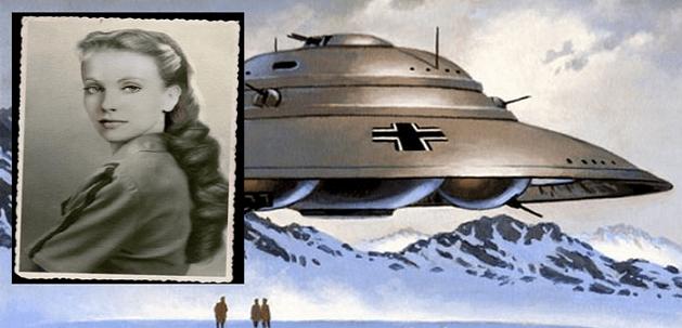 misterio 009 1 - María Orsic: La Medium que habría conseguido tecnología alien.
