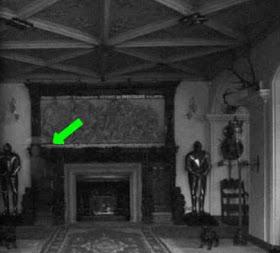 noble dama fantasma - Apariciones y fantasmas captados con cámara ¿realidad o trucaje?