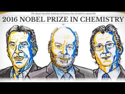 Máquinas moleculares 1000 veces mas pequeñas que el ancho de un cabello