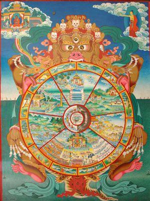 Samsara: La Rueda de la Vida