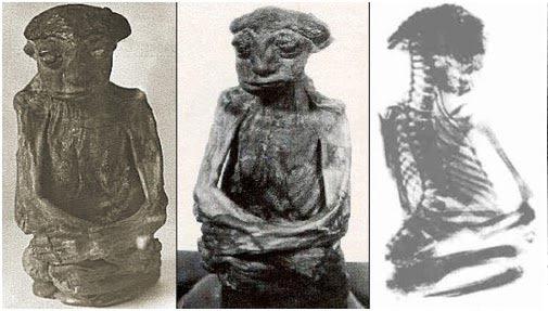 El Misterio de la Momia San Pedro Montes