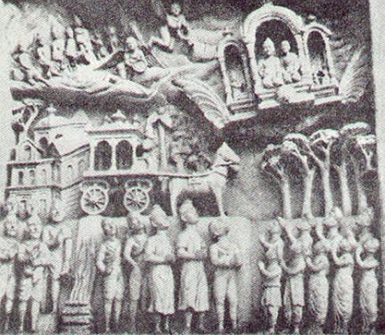 1222 491 - ¿Fue el ARCA de NOÉ un banco de ADN para los DIOSES INSTRUCTORES ETs?