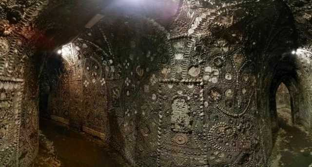Misterioso edificio subterráneo que desconcierta a todo el mundo