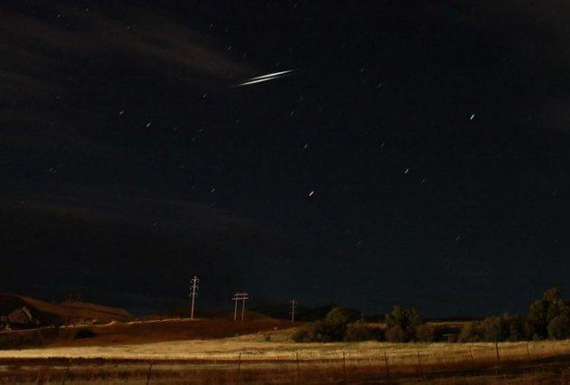 Doble flare de iridium - smithplanet.com