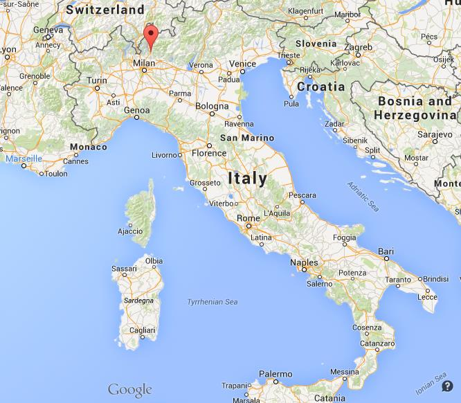 Where is Lecco on map Italy - ´Muchas nubes no son nubes. ¿son OVNI-UFO's?.